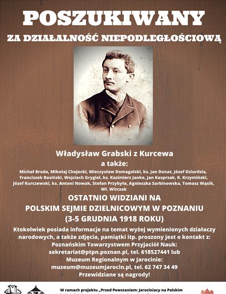 JAROCINIACY NA POLSKIM SEJMIE DZIELNICOWYM