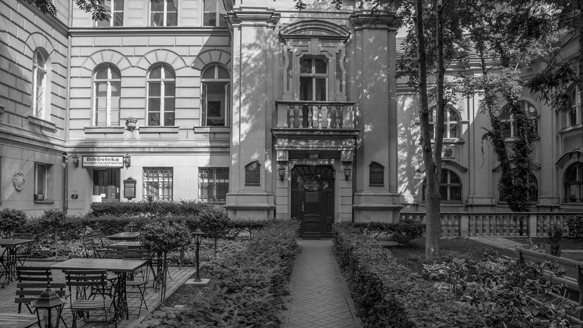 The Poznań Society for the Advancement of Arts and Sciences