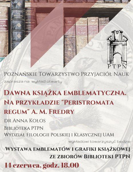 """Wykład otwarty w ramach cyklu """"Dawna książka – sztuka i rzemiosło"""""""