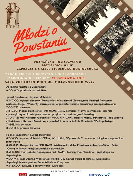 Zabór pruski i Powstanie Wielkopolskie – zapomniane epizody