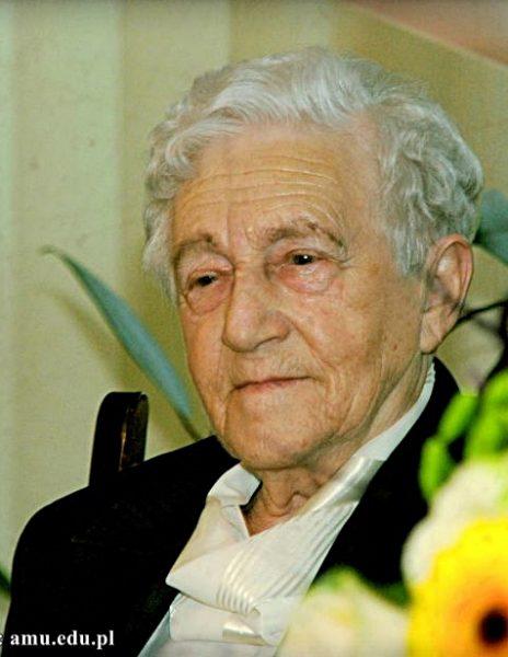 Zmarła Prof. zw. dr hab. Anna Szyfer