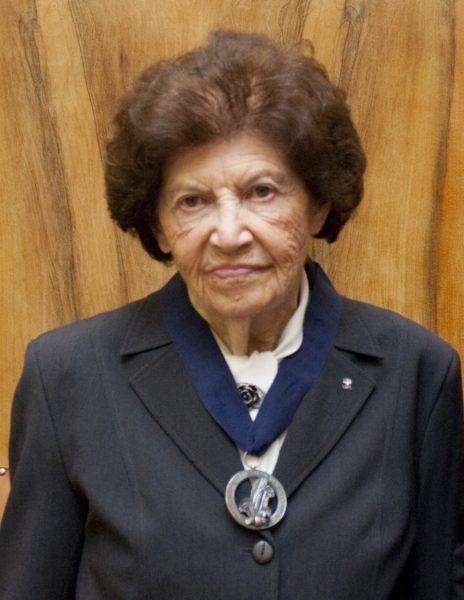 Zmarła prof. dr hab. Teresa Rabska