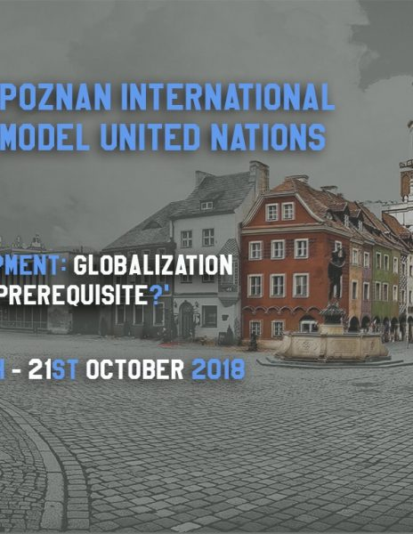 Poznań International Model United Nations (POZiMUN) 2018