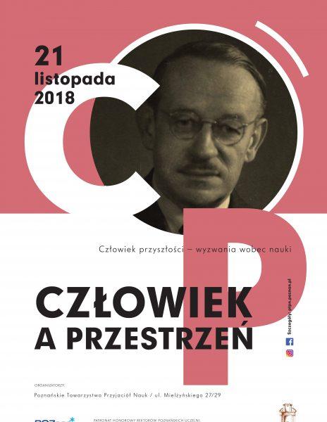 Człowiek a przestrzeń – konferencja poświęcona prof. Władysławowi Czarneckiemu