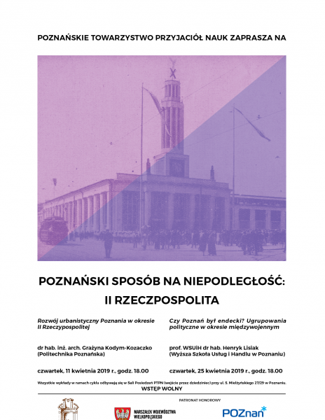 Poznański sposób na niepodległość: II Rzeczpospolita
