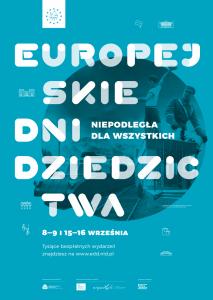 Europejskie Dni Dziedzictwa w PTPN!