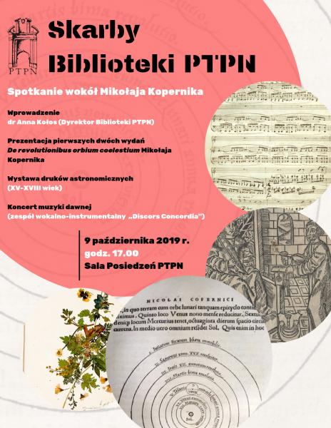 Skarby Biblioteki PTPN – zmiany w programie