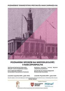 Gdy Poznań był jeszcze dużą wsią – folwarki i wsie w krajobrazie miasta @ ul. Mielżyńskiego 27/29