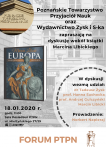 """Prezentacja książki """"Europa - najpiękniejsza opowieść"""""""