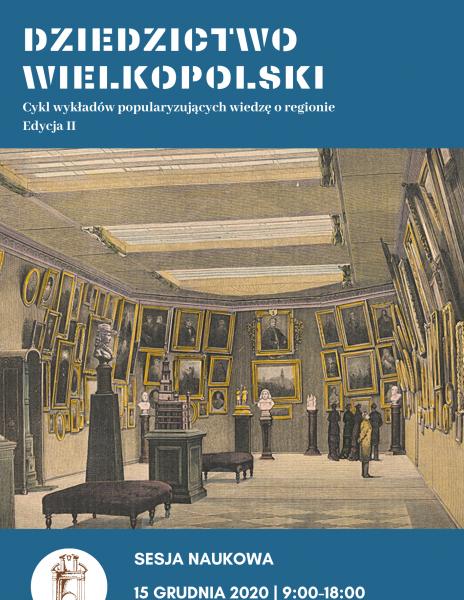 Sesja naukowa_Dziedzictwo Wielkopolski